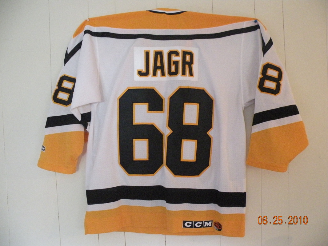 Jagr Replica Jerseys - Jaromir Jagr Collection c2e5ab534